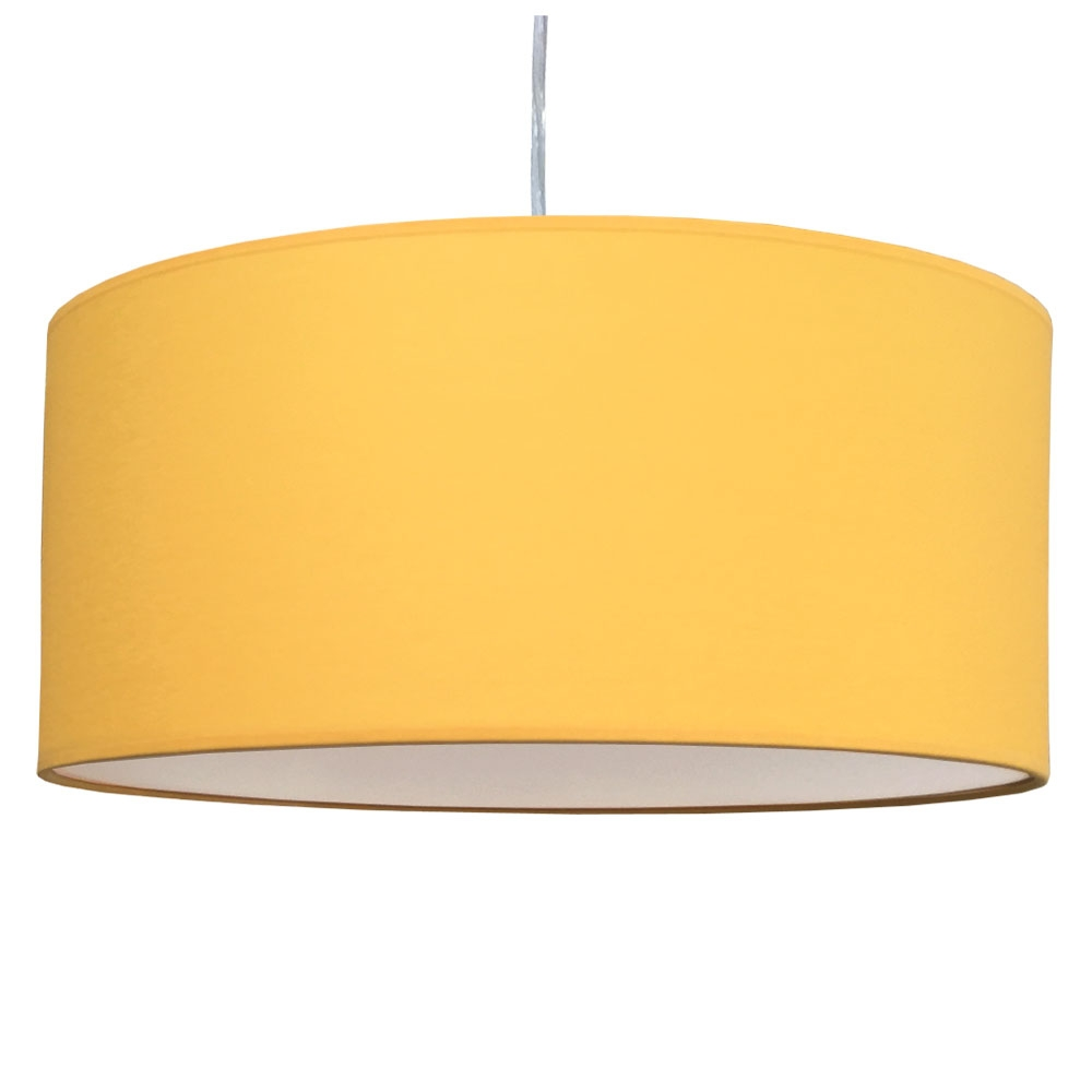 Drum Ceiling Shade Sunflower